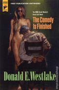 Comedy is Finished HC (2012 Titan Books) A Hard Case Crime Novel 1-1ST