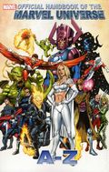Official Handbook of the Marvel Universe A-Z TPB (2011-2012 Marvel) 4-1ST