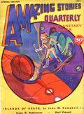 Amazing Stories Quarterly (1928-1934 Experimenter/Teck) Pulp Vol. 4 #2