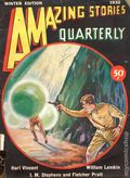 Amazing Stories Quarterly (1928-1934 Experimenter/Teck) Pulp 1st Series Vol. 5 #1