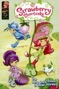 Strawberry Shortcake The Berry Scary Storm and Other Stories GN (2012 Ape Entertainment Digest) 1-1ST
