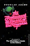 Restaurant at the End of the Universe HC (1980 Harmony Books) Book Club Edition 1-1ST