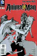 Animal Man (2011 2nd Series) 8
