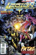 Legion of Super-Heroes (2011 7th Series) 8