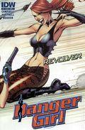 Danger Girl Revolver (2012) 4A