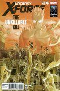 Uncanny X-Force (2010 Marvel) 24A