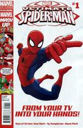 Ultimate Spider-Man (2012 Marvel Universe) 1