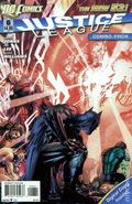 Justice League (2011) 6COMBO