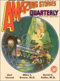 Amazing Stories Quarterly (1928-1934 Experimenter/Teck) Pulp Vol. 2 #3