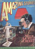 Amazing Stories (1926-Present Experimenter) Pulp Vol. 2 #2