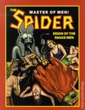 Spider Master of Men SC (1998-2000 Pulp Adventure, Inc.) 39-1ST