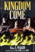 Kingdom Come HC (1998 Warner Books Novel) 1-1ST