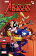 Avengers Earth's Mightiest Heroes Comic Reader TPB (2012 Marvel Universe) 1-1ST
