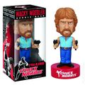 Wacky Wobbler Bobble-Head Talking Chuck Norris (2012 Funko) CHUCK