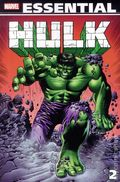 Essential Incredible Hulk TPB (2006- Marvel) 2nd Edition 2-1ST