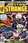 Doctor Strange (1974 2nd Series) Mark Jewelers 28MJ
