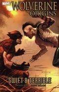 Wolverine Origins TPB (2007-2008 Marvel) 3-REP