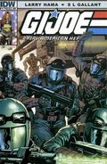 GI Joe Real American Hero (2010 IDW) 176B