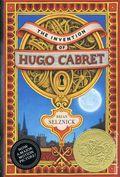 Invention of Hugo Cabret HC (2007 Scholastic Press) 1-REP