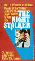 Night Stalker PB (1973 Pocket Books Novel) 1-1ST