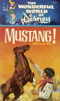 Mustang PB (1975 Pyramid Novel) The Wonderful World of Disney 1-REP