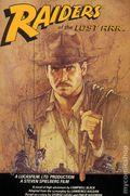 Raiders of the Lost Ark HC (1981 Ballantine Novel) Book Club Edition 1-1ST