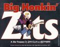 Big Honkin' Zits TPB (2001 Andrews McMeel) A Zits Treasury 1-1ST