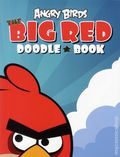 Angry Birds The Big Red Doodle Book SC (2011) 1-1ST