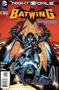 Batwing (2011-) 9