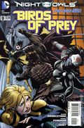 Birds of Prey (2011 3rd Series) 9
