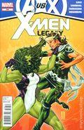 X-Men Legacy (2008 Marvel) 266