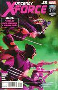 Uncanny X-Force (2010 Marvel) 25A