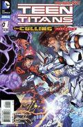 Teen Titans (2011 4th Series) Annual 1