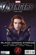 Avengers Black Widow Strikes (2012) 1