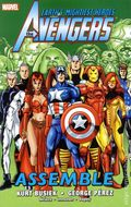 Avengers Assemble TPB (2010-2012 Marvel) By Kurt Busiek 3-1ST