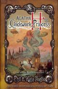 Agatha H and the Clockwork Princess HC (2012 Night Shade Books) A Girl Genius Novel 1-1ST