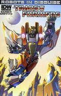 Transformers (2012 IDW) Robots In Disguise 3B