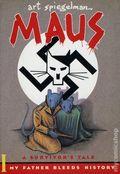 Maus A Survivor's Tale HC (1986-1992 Pantheon Books) 1-REP