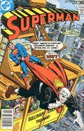 Superman (1939 1st Series) Mark Jewelers 320MJ