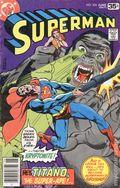 Superman (1939 1st Series) Mark Jewelers 324MJ
