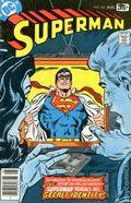 Superman (1939 1st Series) Mark Jewelers 326MJ