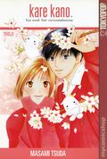 Kare Kano His and Her Circumstance GN (2003-2007 Tokyopop Digest) 6-1ST