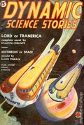 Dynamic Science Stories (1939 Western Fiction Publishing) Vol. 1 #1