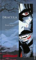 Dracula HC (2012 HarperCollins) Illustrated Novel 1-1ST
