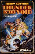 Thunder in the Void HC (2012 Novel) 1-1ST