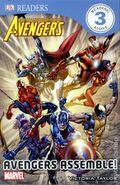 DK Readers The Avengers Avengers Assemble SC (2012) 1-1ST