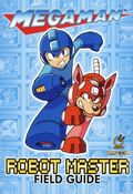 Mega Man Robot Master Field Guide SC (2012) 1-1ST