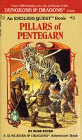 Endless Quest Book PB (1982-1987 TSR) Dungeons and Dragons... 3-REP
