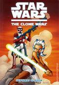 Star Wars The Clone Wars Shipyards of Doom TPB (2008 Dark Horse Digest) 1DVD-1ST