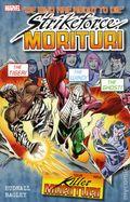 Strikeforce Morituri TPB (2012 Marvel) We Who About to Die 3-1ST